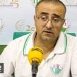 José Jesús Aybar (Entrenador Antequera C.F.) | 27 agosto 2018