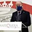 Manuel Barón (Alcalde Antequera)    8 enero 2021