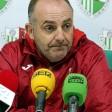 Antonio José García Muñoz 'Torres' (Entrenador CD Torreperogil) | 14 octubre 2018