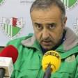 José Jesús Aybar (Entrenador Antequera C.F.) | 22 diciembre 2019