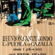 50 REUNION DE CANTE JONDO DE LA PUEBLA DE CAZALLA